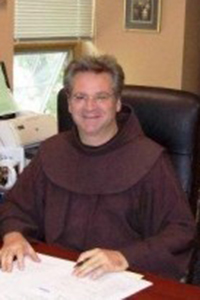 a picture of Br. Brian C. Belanger O.F.M.