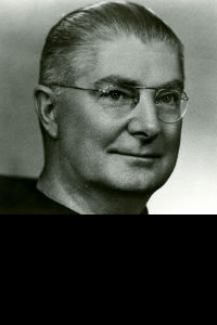a picture of Rev.  Bertrand J. Campbell O.F.M. (1952--1955)