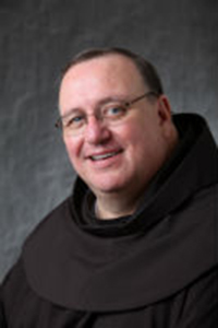 a picture of Very Rev.  Kevin J. Mullen '75, O.F.M., Ph.D.