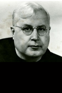 a picture of Rev.  Mark Kennedy O.F.M. (1943--1952)