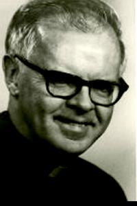 a picture of Rev.  Matthew T. Conlin O.F.M. (1970--1976)