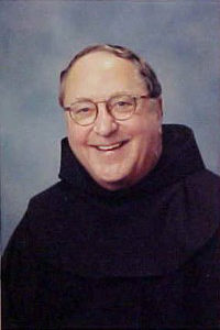 a picture of Fr. Peter A. Fiore O.F.M.