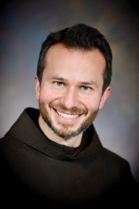 a picture of Br. George Camacho O.F.M.