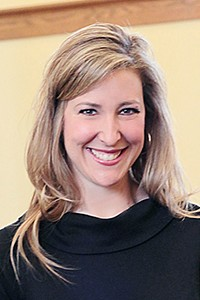 a picture of Kate K. Burns