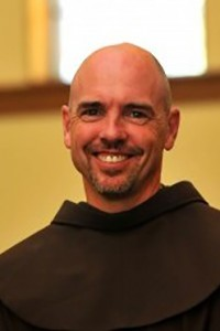 a picture of Fr. Lawrence C. Anderson O.F.M.
