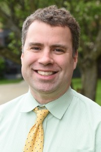 a picture of Dr. Nate T. Pruitt Ph.D.