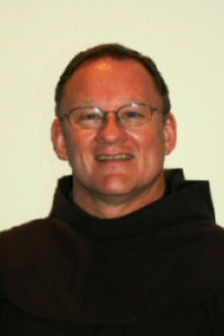 a picture of Fr. Daniel C. Nelson O.F.M.