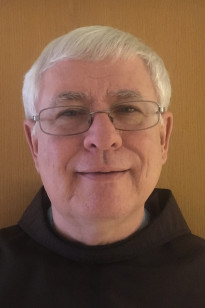 a picture of Fr. Daniel P. Dwyer O.F.M.