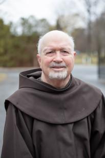 a picture of Fr. Dennis E. Tamburello O.F.M.