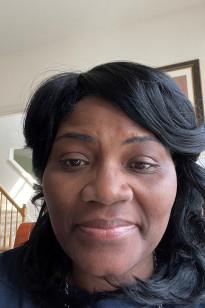 a picture of Andrea E. Smith-Hunter