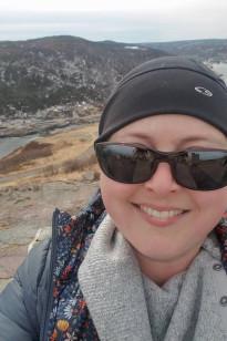 a picture of Sarah K. Berke
