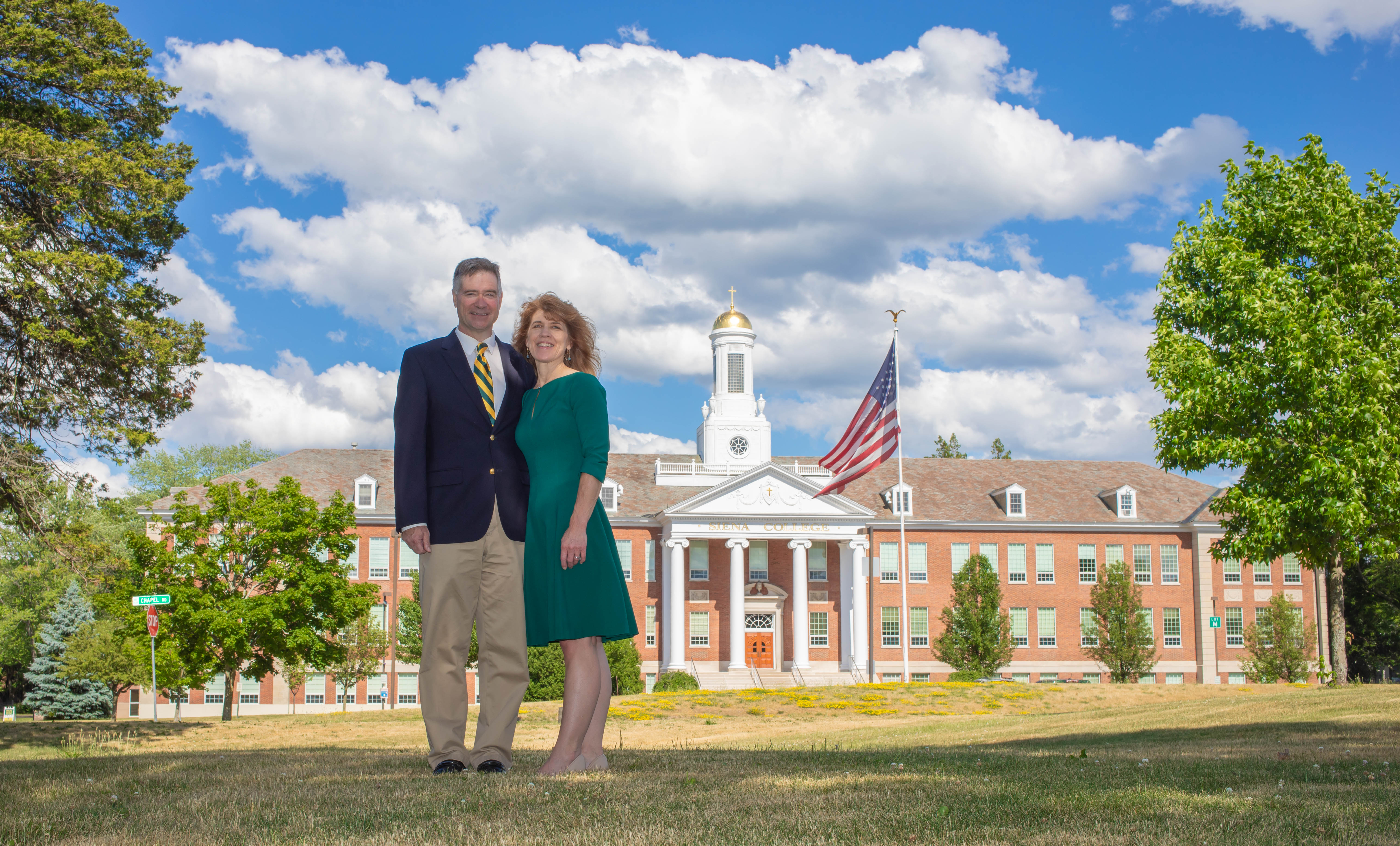 Dr. Chris '86 & Mary Jo Gibson