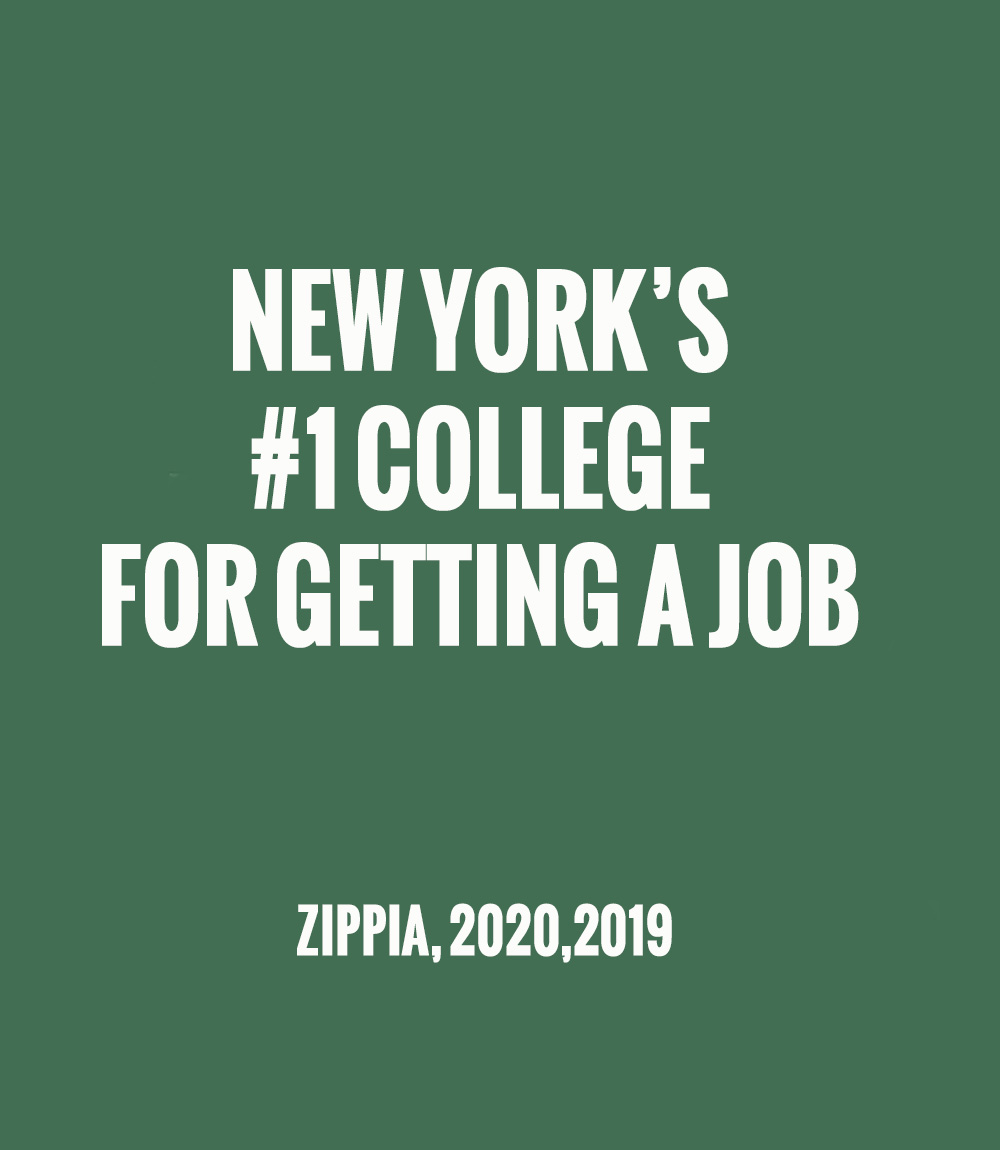 #1 Job Placement in NY