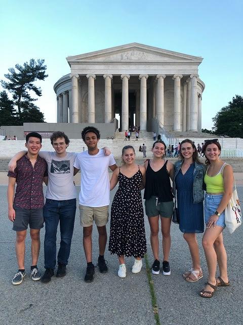 Shelby Washington Semester Group